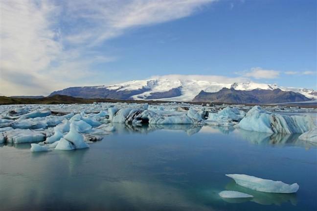 ijsbergenmeer Jokulsarlon