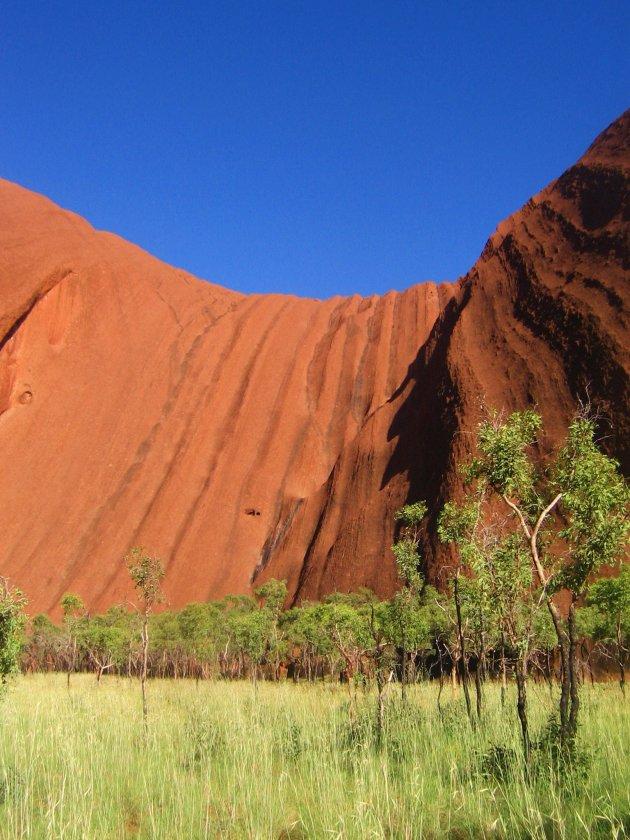 Indrukwekkend Uluru