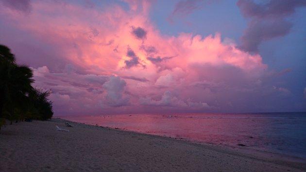 Unbeatable sunsets!