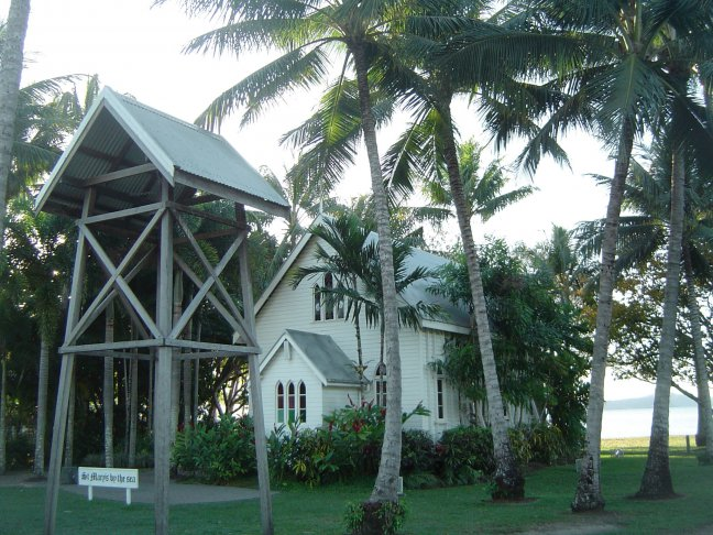 saint mary's by the sea in port douglas