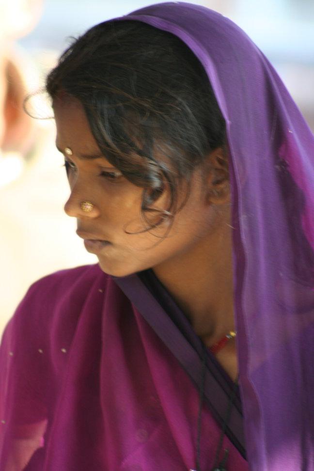 Indiase vrouw