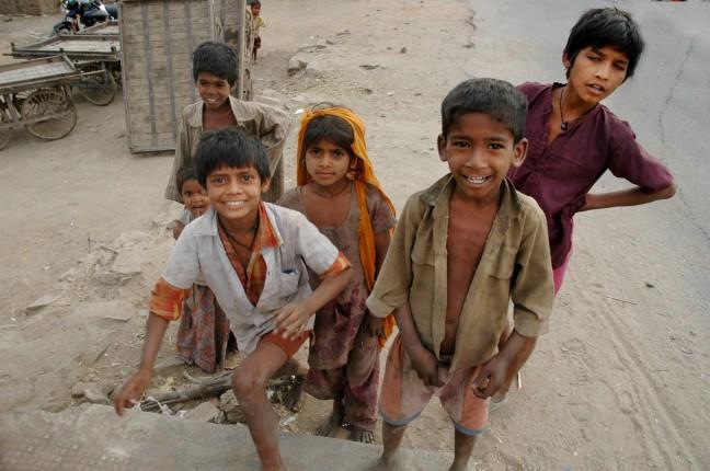 straatkinderen