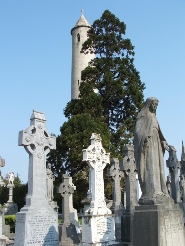 keltisch kerkhof