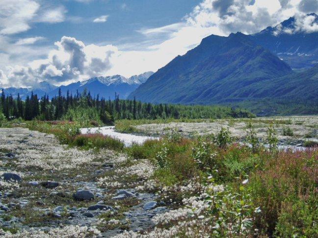 mooi Alaska