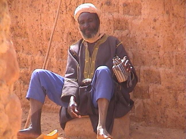 Schone voeten voor gebed