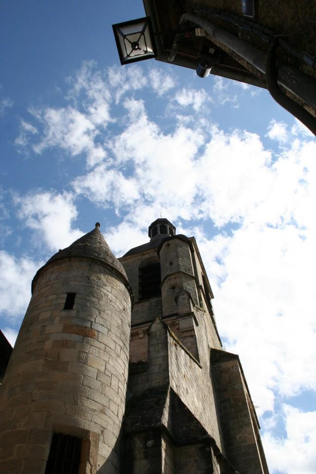 Kerk in Figeac