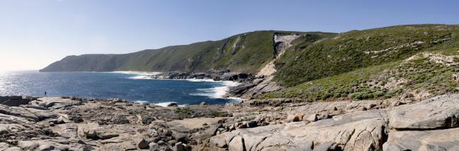 Kliffen in ZW Australie