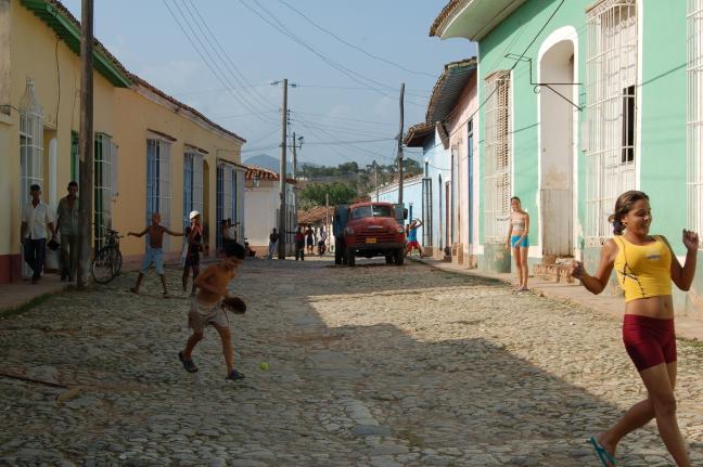 Sport nr. 1 op Cuba: Baseball