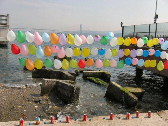 Een balonnetje