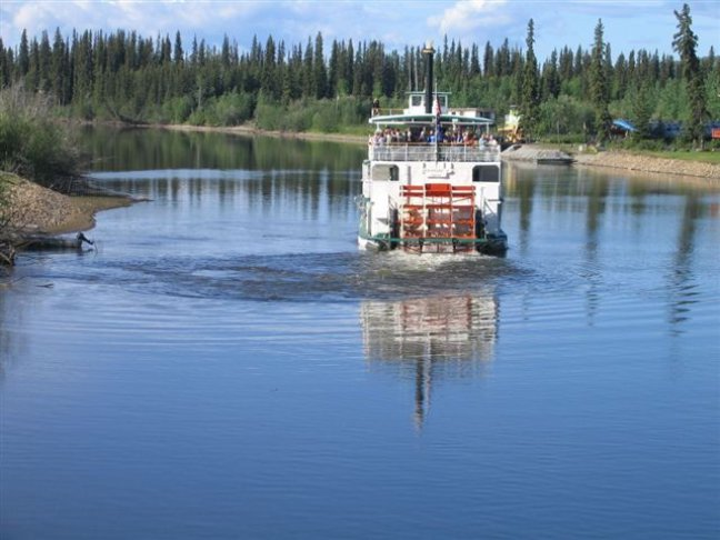 SternwheelerFairbanks