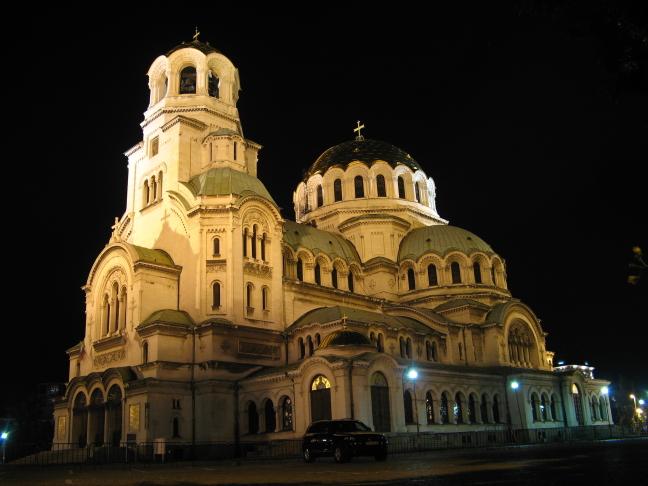 Aleksandur Nevski Church