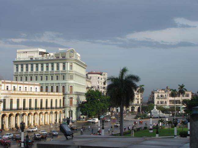 Havana na een regenbui