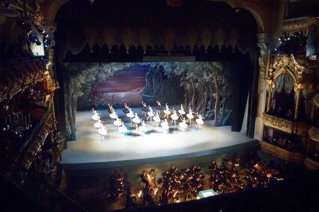 Mariinsky theater St. Petersburg