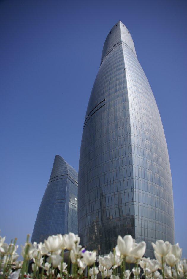 Symbool van Azerbeidzjan!