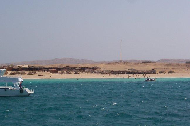Giftun-eiland