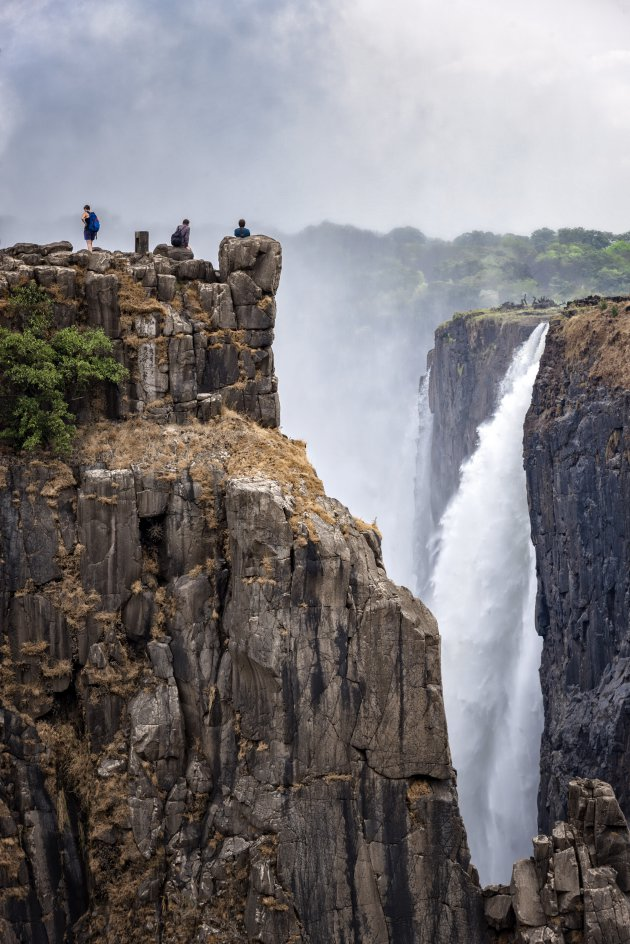 Viewpoint Victoria falls