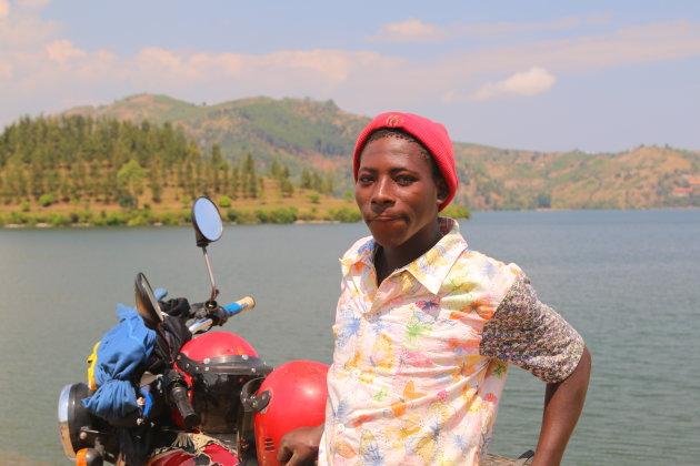 Een Congolees in Rwanda