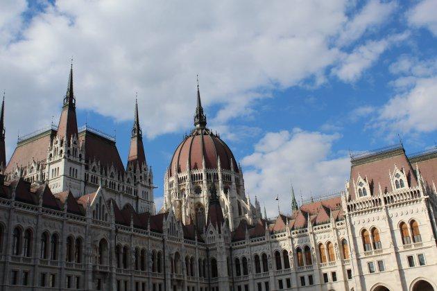 Budapest Parlementsgebouw