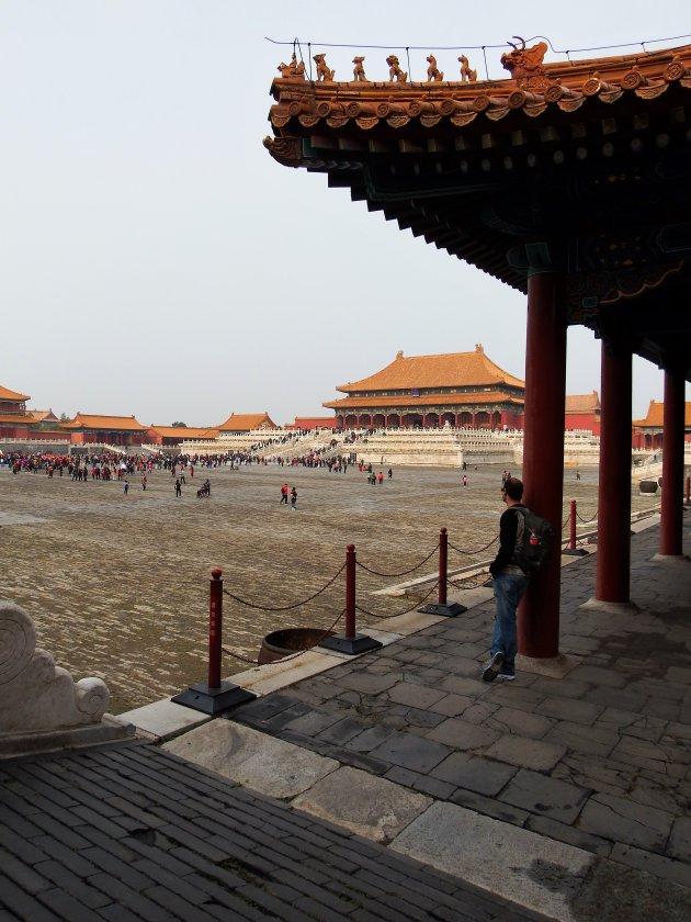 China – Beijing – naar de Verboden Stad