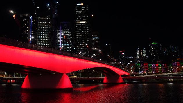 Victoria Bridge Brisbane