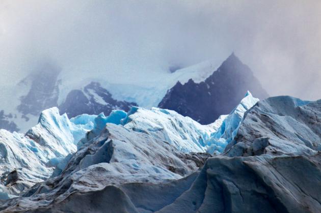 Perito Moreno up close and personal