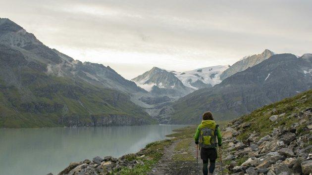Wandering, van Chamonix naar Zermatt