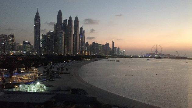 Sunset Dubai