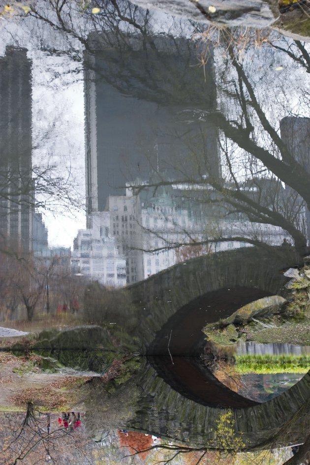 New York geweldig stadspark