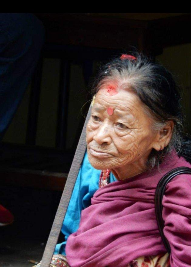 Nepal en haar gezichten