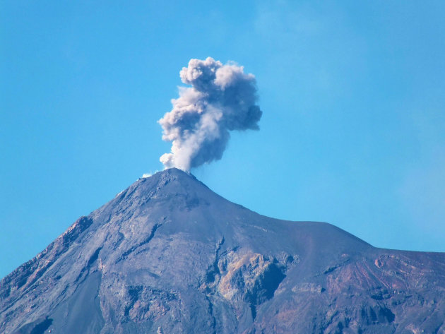 Vulkaan geweld