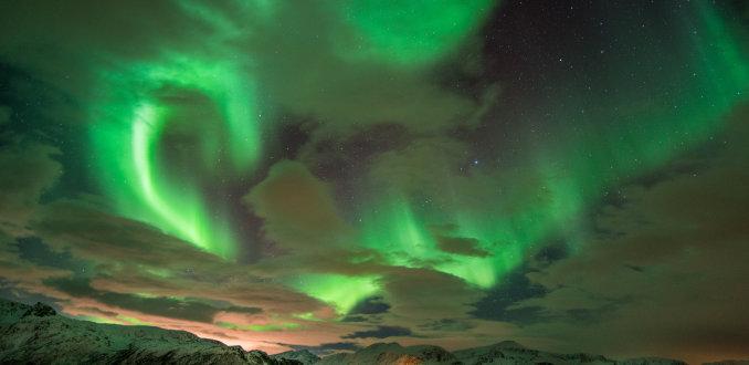 Op jacht naar het Noorderlicht in Noord Noorwegen