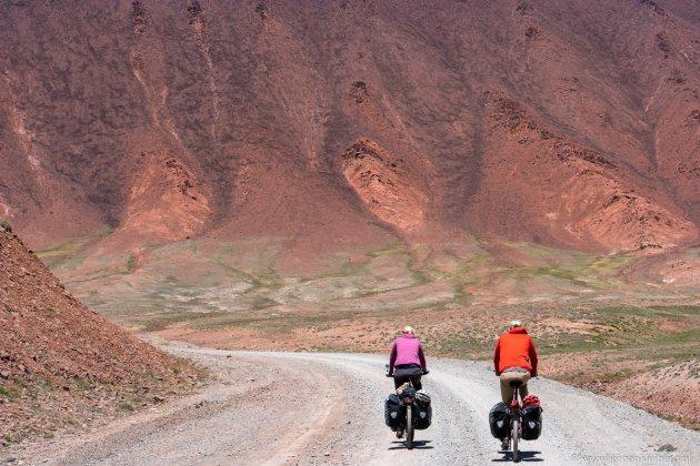 Fietsen over de Pamir Highway