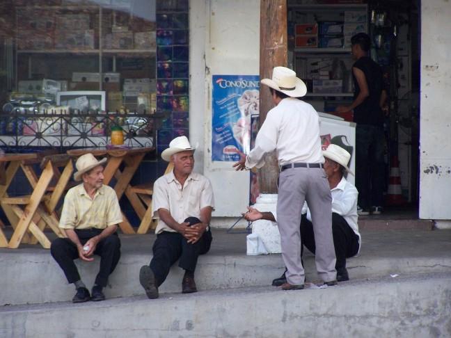Baasjes in El Salvador