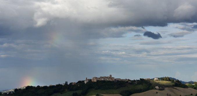 De Marken, Italië. Wat voor weer wordt het