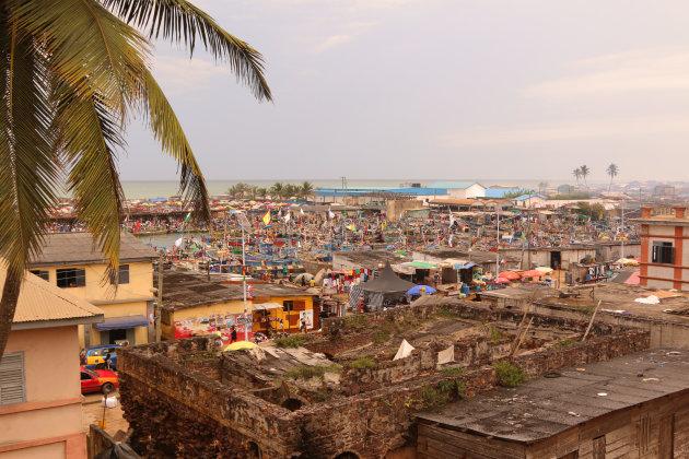 wandelen in Elmina