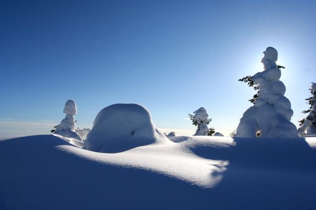 Sprookjes Sneeuw