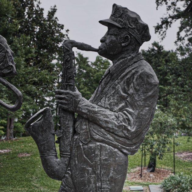 New Orleans , stad van de Jazz