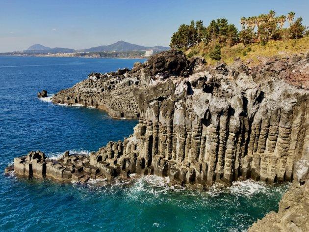 Jusangjeoli Cliff
