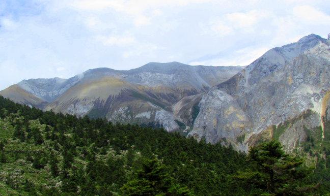 uitlopers Himalaya