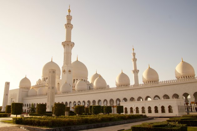 Sheikh Zayedmoskee