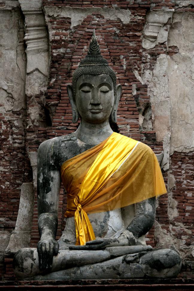 Boeddha Ayuttaya