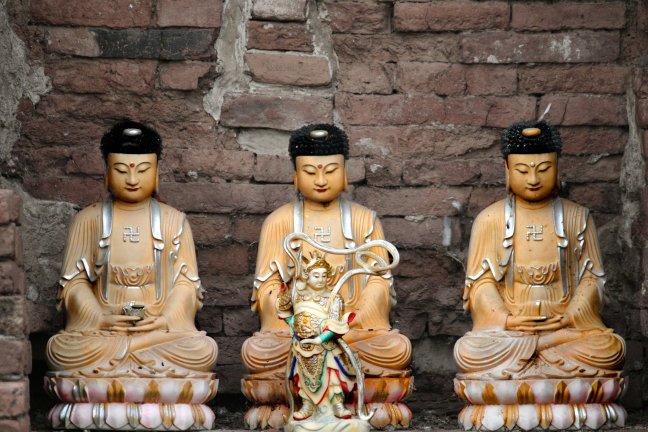 Boeddhas Ayuttaya