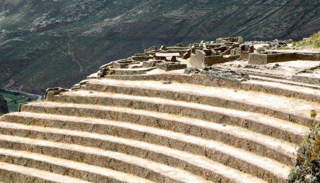 Inca cultuur in de Sacred Valley
