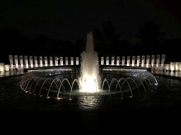 Warld War II Memorial