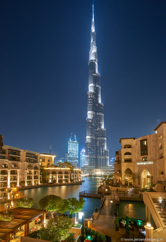 Het hoogste gebouw ter wereld
