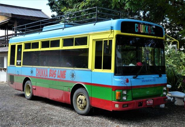 Zion Bus Line