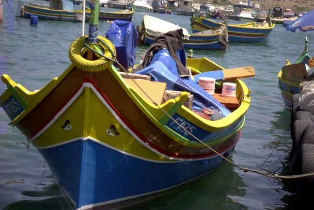 Visserbootje
