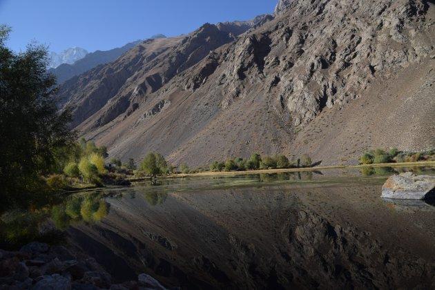 Bartang vallei, verborgen paradijsje in de Westelijke Pamir
