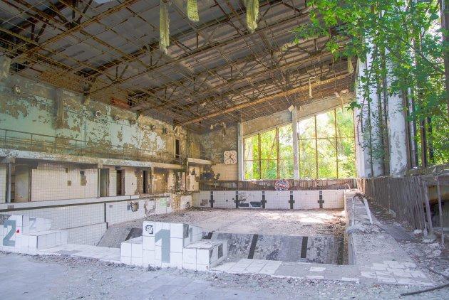 Unieke urbex fotografie reis naar Tsjernobyl