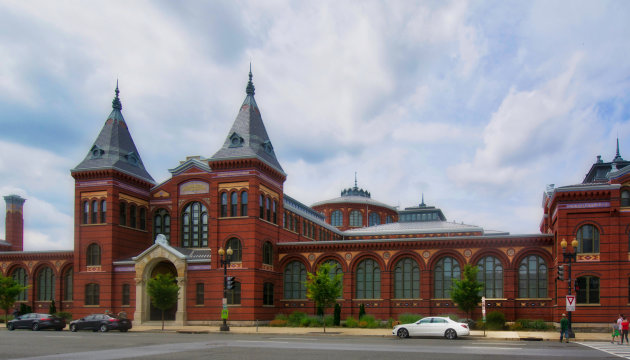 Smithsonian - Arts and Industries Building